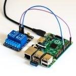 Raspberry Pi mit 2-Kanal-Relais-Modul