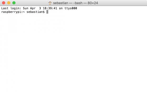 OS X: falscher Hostname im Terminal