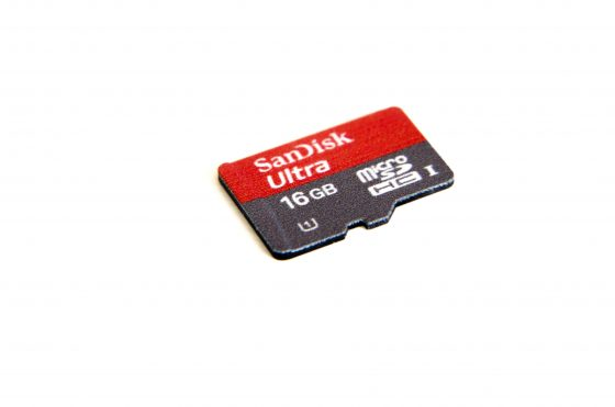 SanDisk Ultra 16GB