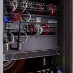 "Raspberry Pi im 19""-Rack montiert"