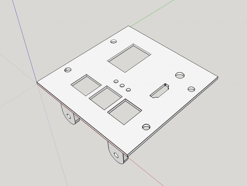 Raspberry Pi-Doppelmodul