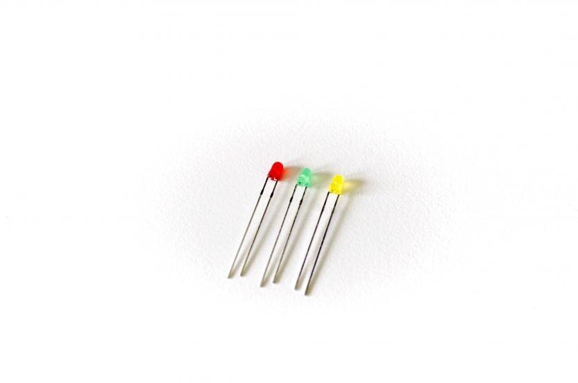 LEDs für Raspberry Pi