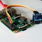 Raspberry Pi: CPU-Auslastung im Diagramm