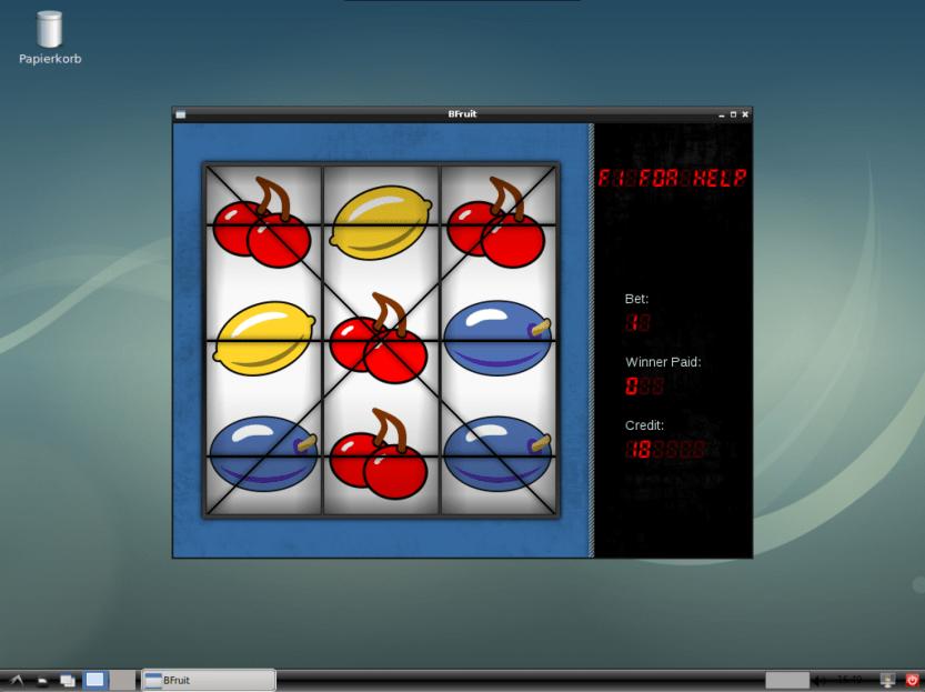 Raspberry-PySlots